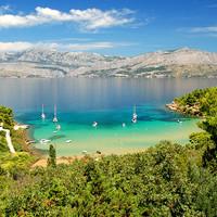 Horvátország legszebb strandjai - ahol érdemes horgonyozni