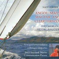 Könyvajánló: Angol-Magyar / Magyar-Angol Charterszótár (Nagy Zoltán)