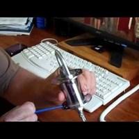 Homeade Roller Furling / Házilag készített furling rendszer