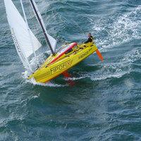 Atlanti-óceán átkelés egy 16 lábas vitorlással