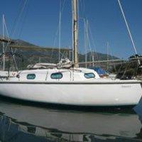 Vitorláshajó ajánló: Kingfisher 22 (akár óceánra is)