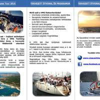4 napos VMG flotta vitorlázás az Adrián kezdő és nem vitorlázók számára