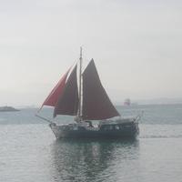 Egy tanítványom már a Kanári szigeteknél jár a saját vitorlásán