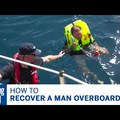 How to recover a man overboard – Yachting World Bluewater Sailing Series | Yachting World