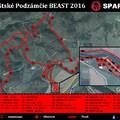 Pályarajz a hétvégi Reviste Beast futásról