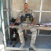 Afganisztáni bombakeresés után az akadálypályák világába
