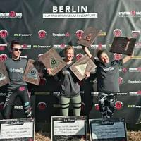 Spartan Race Sprint + Super Berlin, 2017. 09.30. @Berlin (Németország)