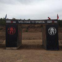 Spartan Race Barcelona Trifecta Weekend - 2016.10.08-09., Súria (Spanyolország)