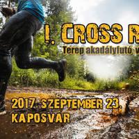 I. KE Cross Run, 2017.09.23 @Toponár