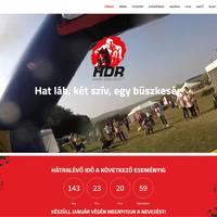 Megújult a Hard Dog Race honlapja!