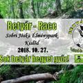 Betyáros akadályfutó-verseny a Sobri Jóska Kalandparkban