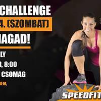 Speedfit Cross Challenge - új akadályfutó verseny Győrben