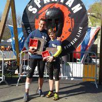 Villáminterjú a veszprémi Spartan Race Sprint után
