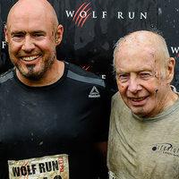 81 évesen teljesítette élete első akadályfutó versenyét