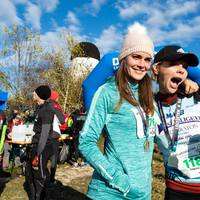 BakonyRun Félmaraton, 2018.11.17. @Öskü