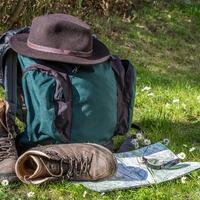 Mi szükséges egy túrához? - A hátizsák tartalma