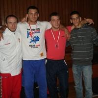 2° Senior Grappling Gi/ No-Gi/ Combat Europian Championship