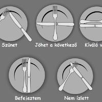 Furcsa étkezési illemszabályok