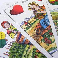 Kik láthatók a magyar kártya lapjain?