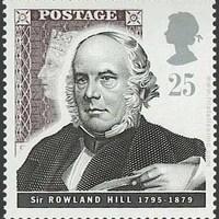 Ki találta fel a postai bélyeget?