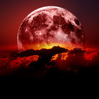 Miért látjuk a Holdat időnként vörösnek?