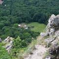 Pilisi kilátások - Fekete-kő