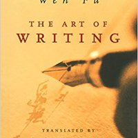 }READ} The Art Of Writing: Lu Chi's Wen Fu. National kettle photos Total Restore Cases posts