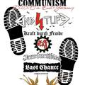 Skinheadek a kommunizmus ellen