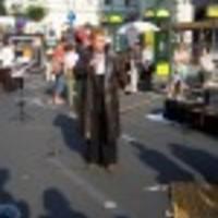 1. akció: A közöny - Lantai József cikke az utcai akcióról