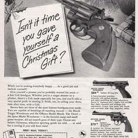 Cigiző télapó és a fegyveres gyerek, avagy érdekes, régi karácsonyi reklámok!