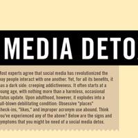 Közösségi média detox!