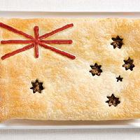 Gusztusos és ehető zászlók! Te melyik nemzetbe kóstolnál bele?