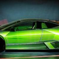 Egy Lamborghini Reventon tökéletes harmóniában!