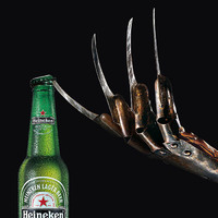 Freddy Krueger és a sör!
