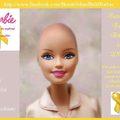 A gyönyörű és kopasz Barbie, avagy hogy segít egy bábu a beteg gyerekeken?