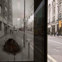 Hihetetlen buszmegálló Londonban. Ilyet még nem láttál, pedig kellene!