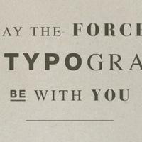 A tipográfia ereje legyen Veletek!