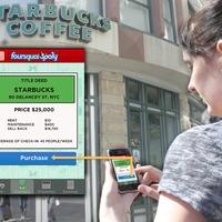 Foursquare + Monopoly = Foursquaropoly! Vedd meg a Parlamentet!