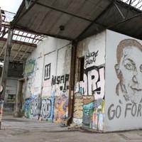 Utcai művészet robbantással! Most van a mi időnk!