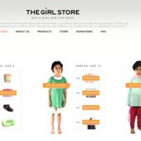 The Girl Store! Válassz ki egy lányt!