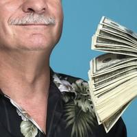 Boldog öregkor, vastag nyugdíj, ha nem adózol