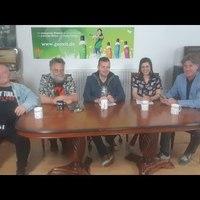 Kötöttfogás + Csörte + Orbán Szabadkán