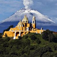A mexikói piramis átírja a történelmet: a Cholulai piramis a világ legnagyobb piramisa