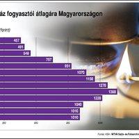 Ezt fizetted gázért, villanyért (2004 - 2016)