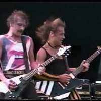 koncert 1984 Tokió : Scorpions!