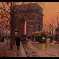 3 Hours of Once Upon a Time in Paris - Erik Satie