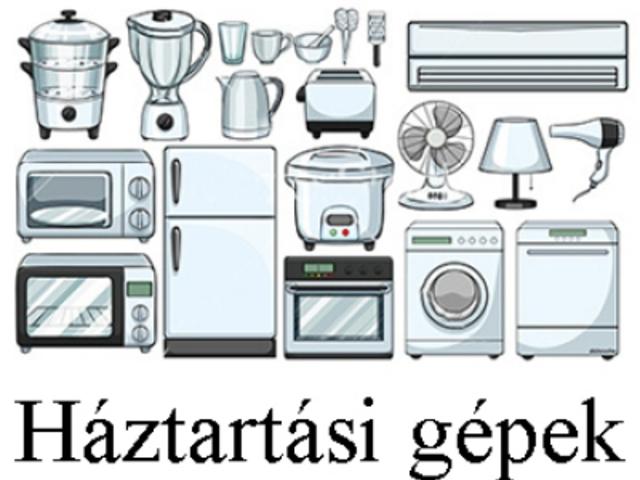 Háztartási gépek | Manualzz