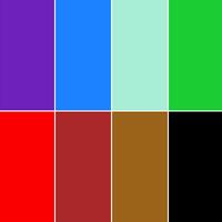 Játszunk. Melyik szín vagy?