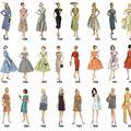 A divatról...