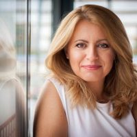 Zuzana Čaputová, szlovák elnök lett
